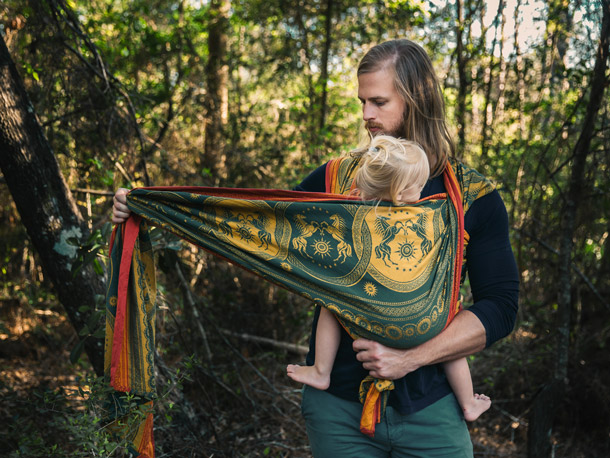 Middle Earth Collection Tolkien Stylish Baby Wrap