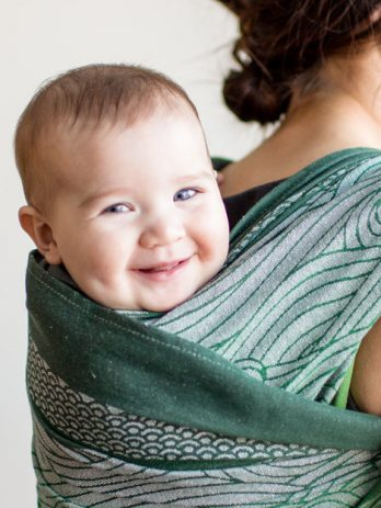when to start back carries with a baby carrier