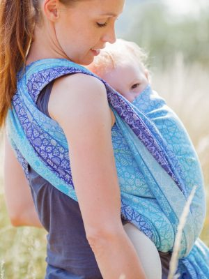 Andaluz Eiskristall Baby Wrap