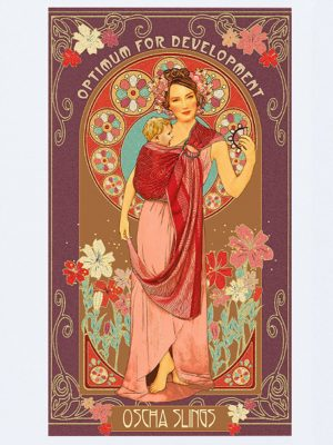 Art Nouveau Optimum Development Art Print