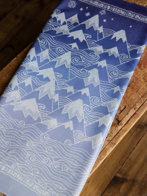 Misty Mountains Aduial 1m Fabric Pieces