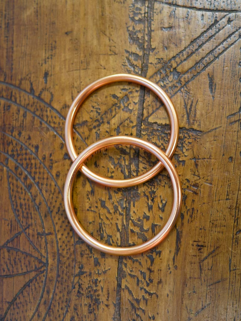 Rose Gold Rings Sling Rings