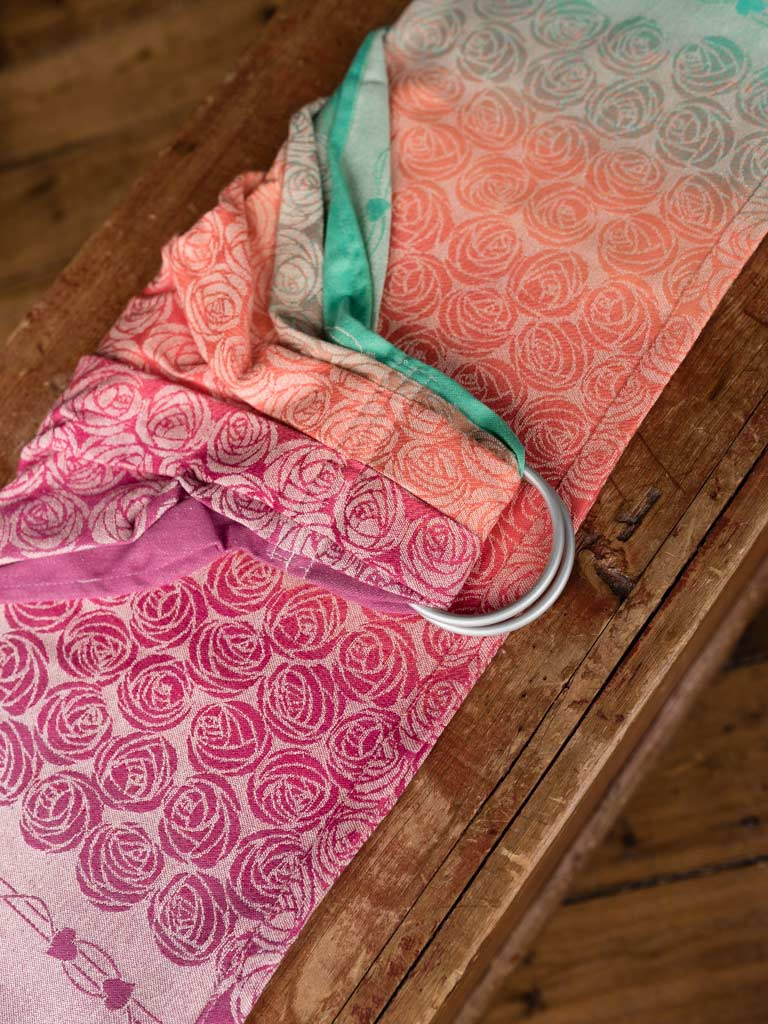 Roses Paradise Ring Sling