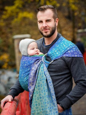 Silent Night Celestial Ring Sling
