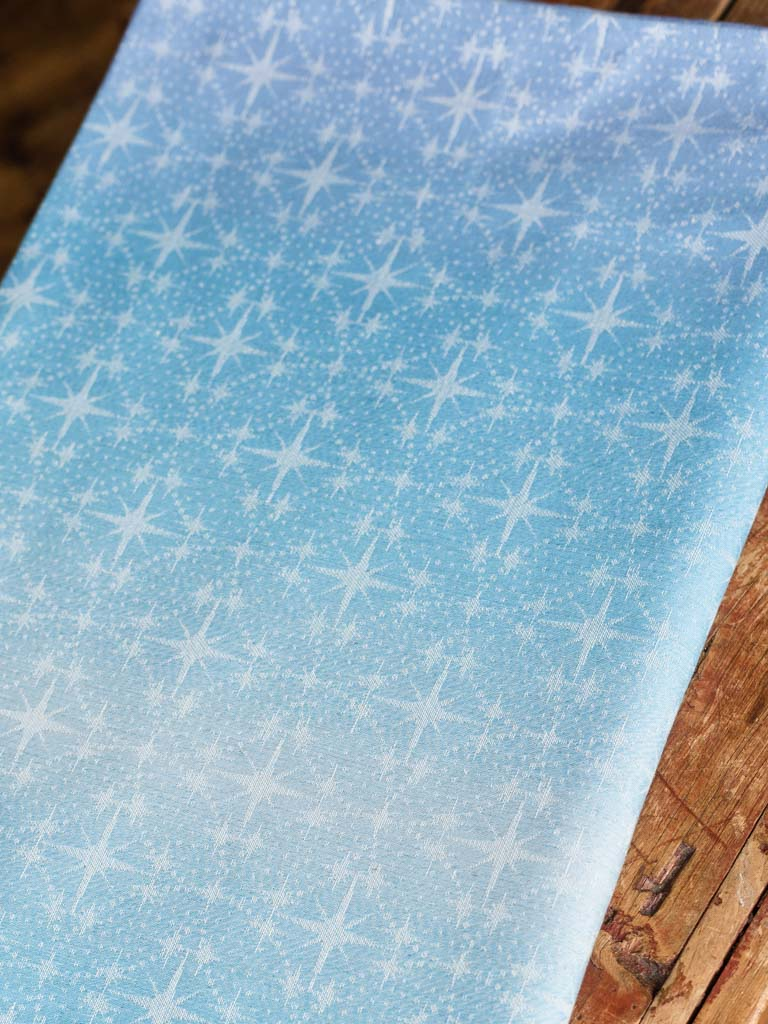 Starry Night Arendelle with Hemp (Light Half) Scarf