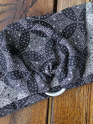 Starry Night Midnight Toy Ring Sling
