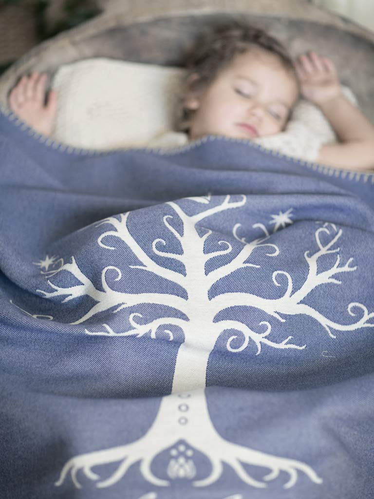 Tree of Gondor Hîth Baby Blanket