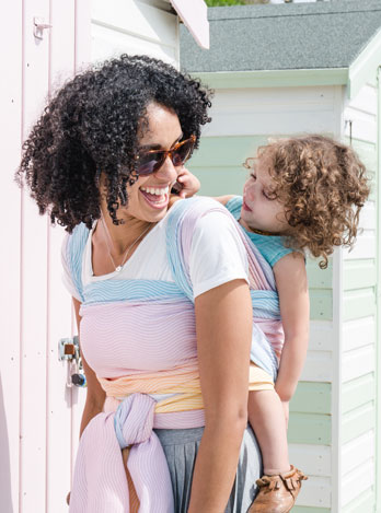 f4c17af8f44 The Best Baby Slings and Carriers for Summer