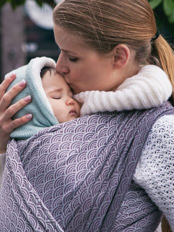 Choosing the Best Sling for Winter Carrying