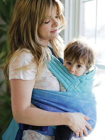 Choosing the Best Baby Sling for a Toddler