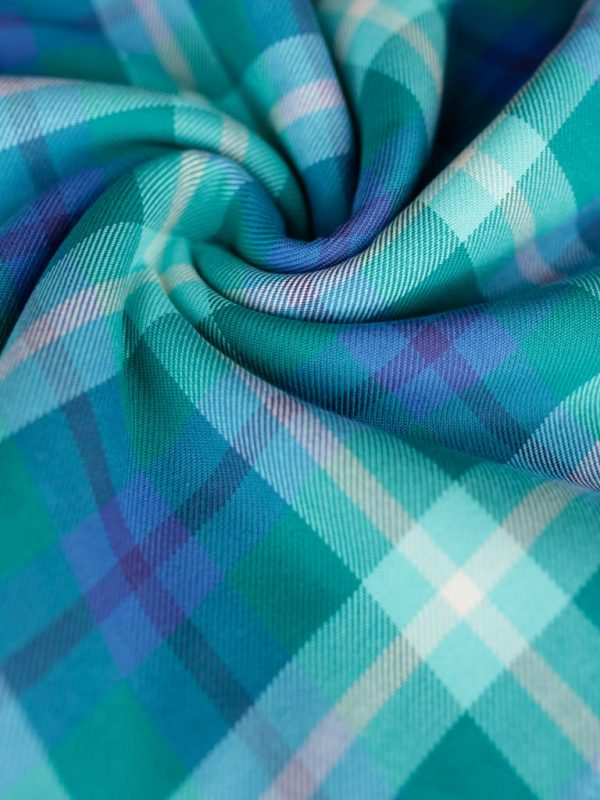 Ardmair Tartan 1m Fabric Pieces