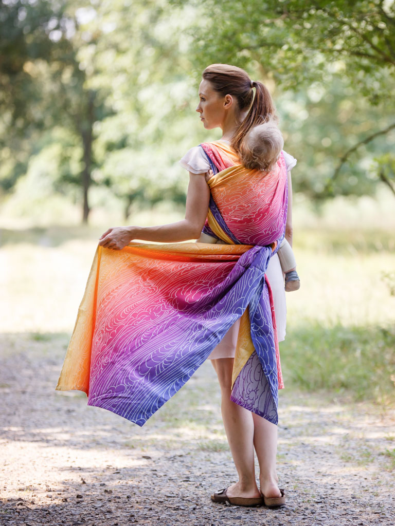 Beyond Infans Ortus Baby Wrap