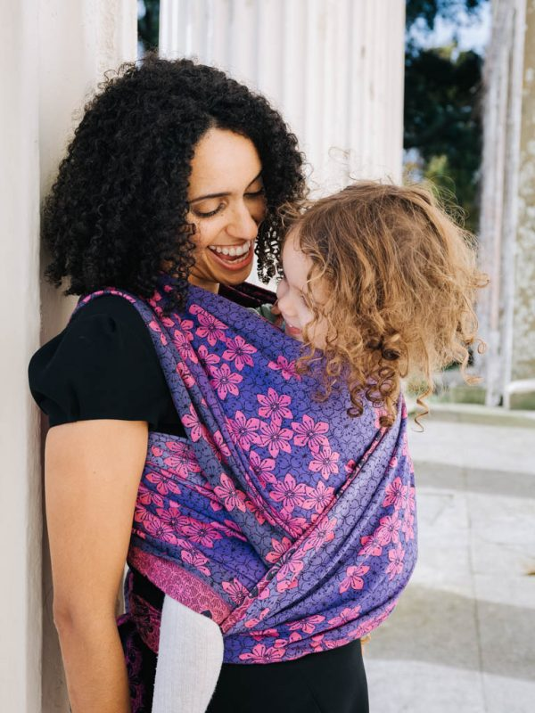 Bloom Silhouette Baby Wrap Grade 2