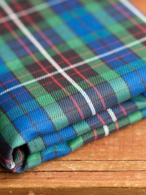 Fraser Hunting Tartan 1m Fabric Pieces