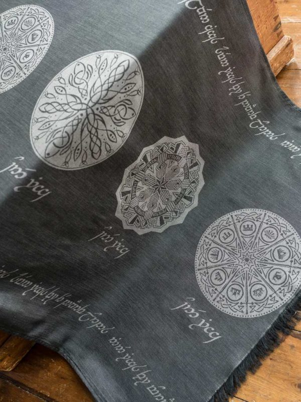 Rings of Power Ithildin Ceò Scarf
