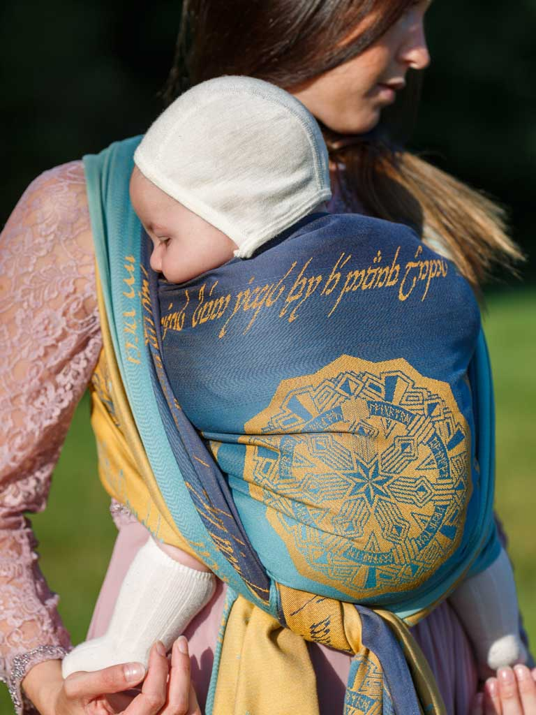 Rings of Power Vale Baby Wrap