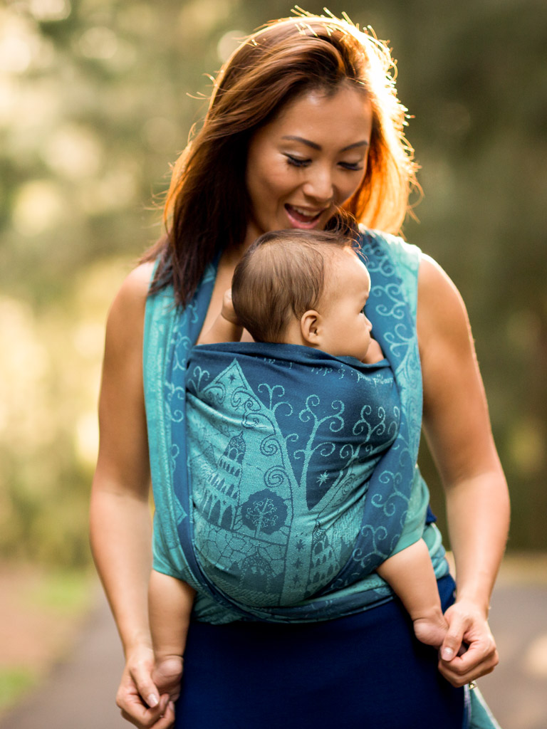 Rivendell The Last Homely House Baby Wrap
