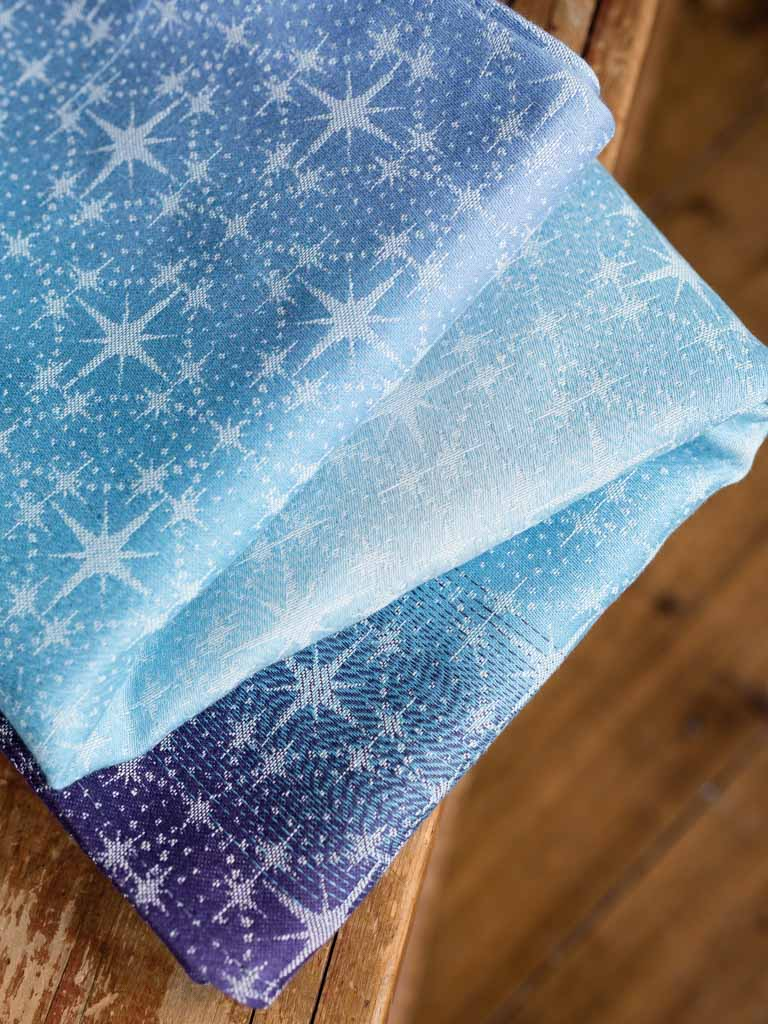 Silent Night Arendelle with Hemp Ring Sling