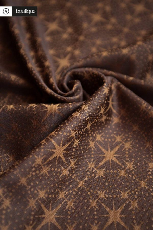 Silent Night Molten Chocolate Ceò Scarf