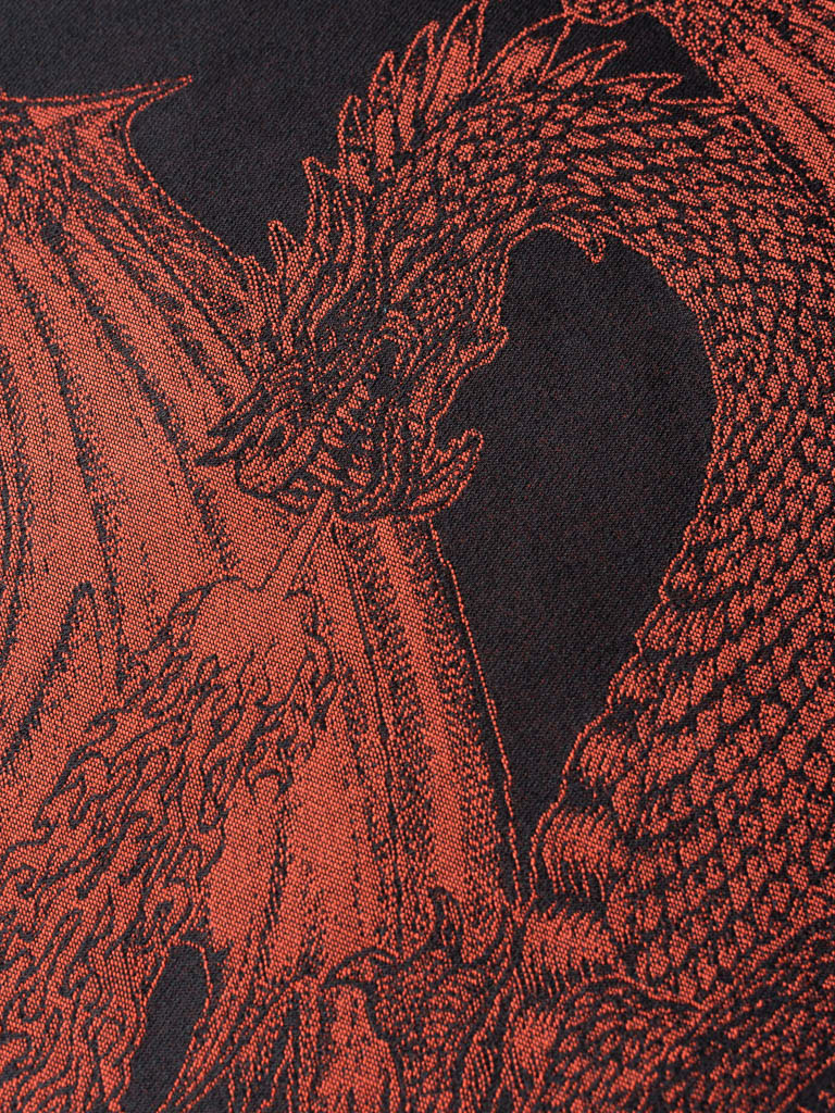 Smaug The Magnificent Baby Wrap
