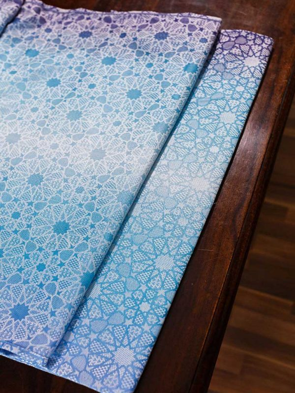 Andaluz Eiskristall 0.5m of Fabric