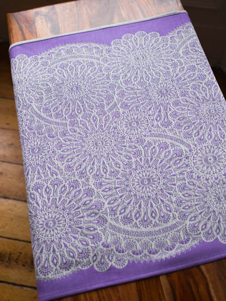 Lace Tryst Shawl