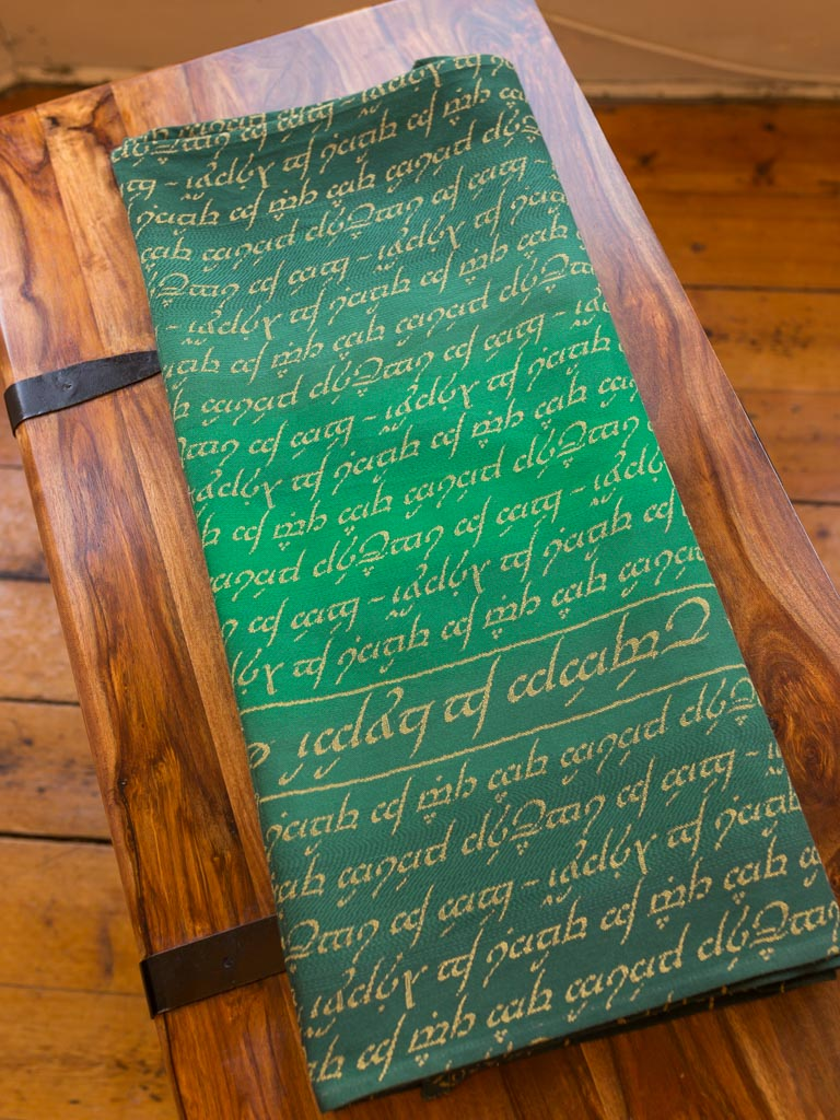 Legend of Frodo Bag End Shawl