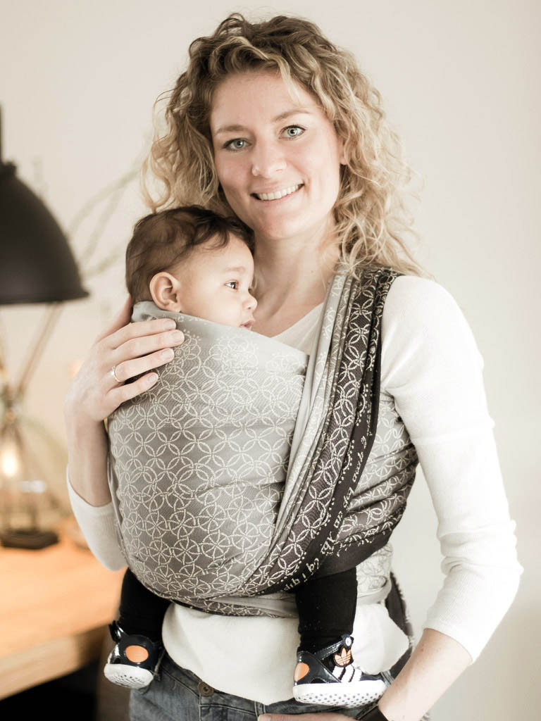 Mithril Mist & Shadow Baby Wrap