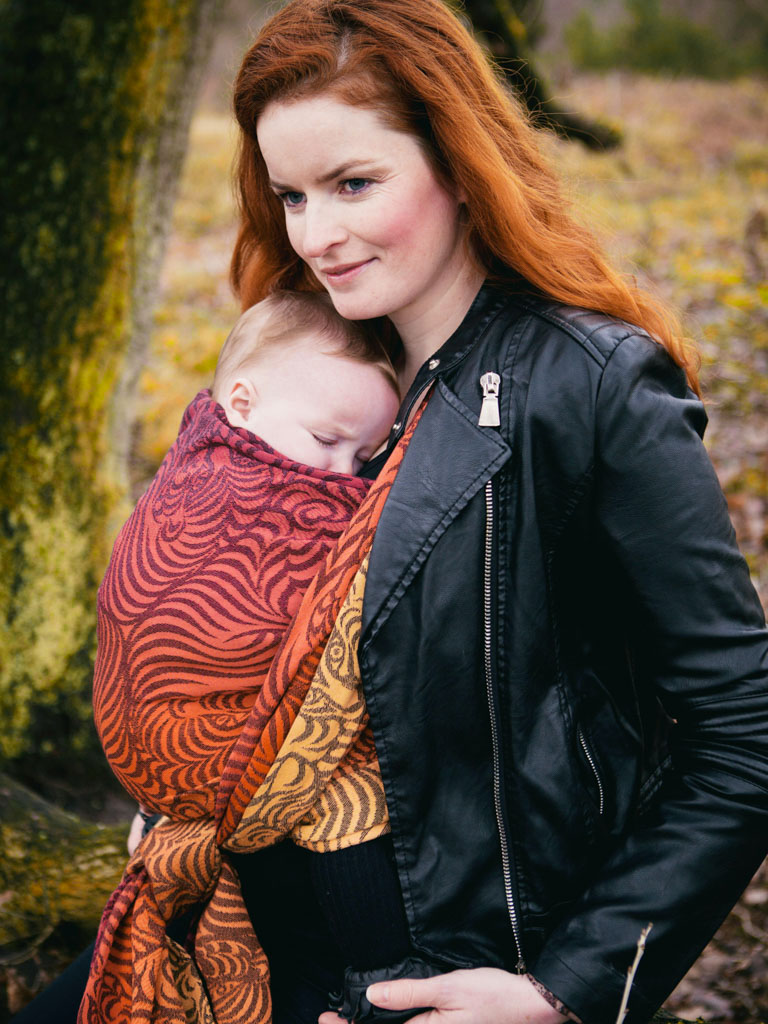 Raja Wilds Baby Wrap
