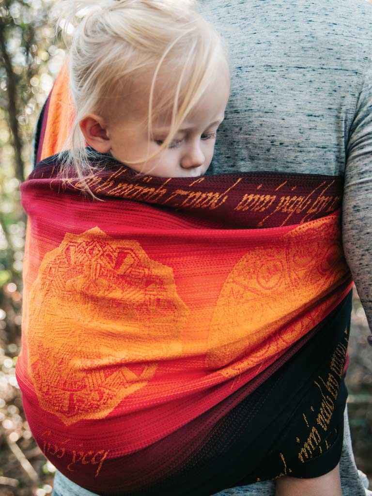 Rings Of Power Forged Baby Wrap Oscha Slings