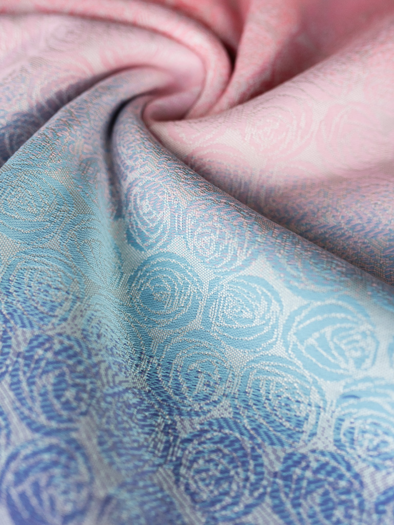 Roses Cocoon Baby Wrap