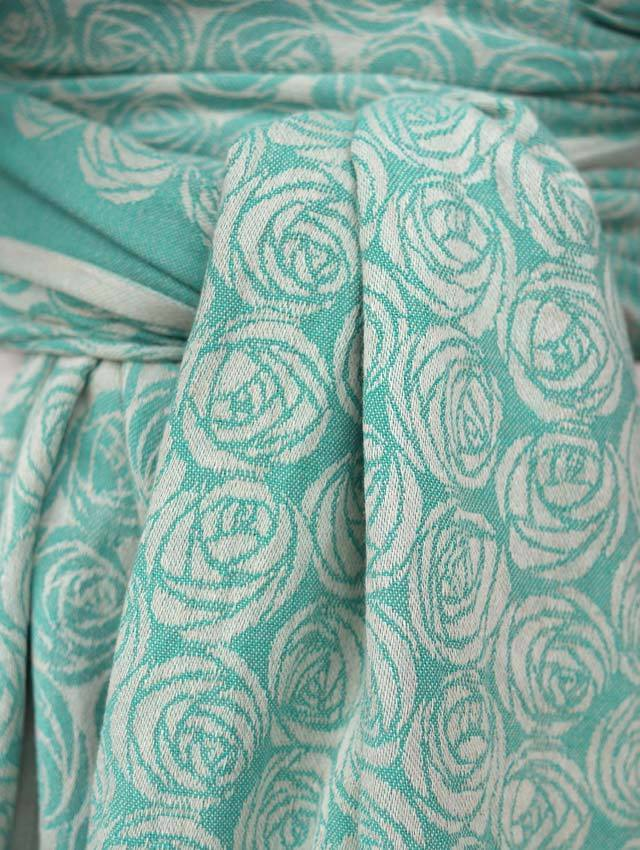 Roses Scarista Baby Wrap