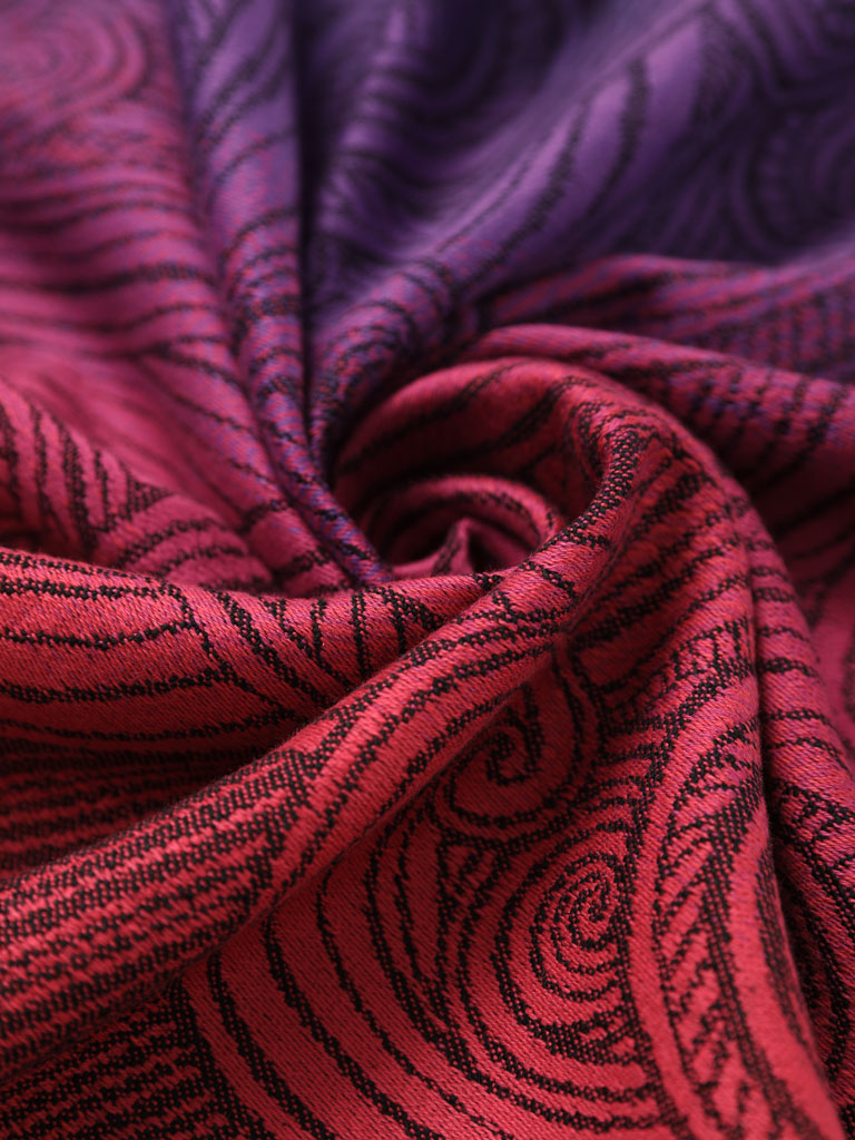Seasalt Berry Crush Baby Wrap