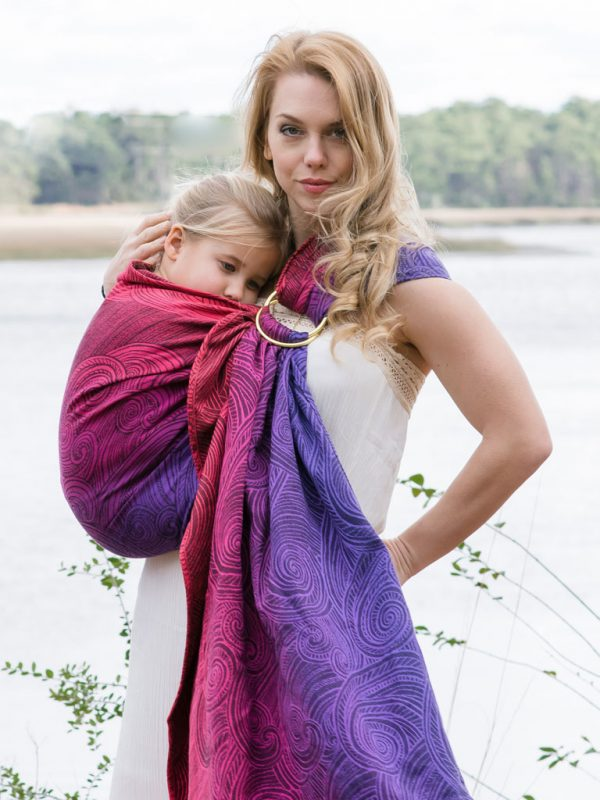 Seasalt Berry Crush Ring Sling