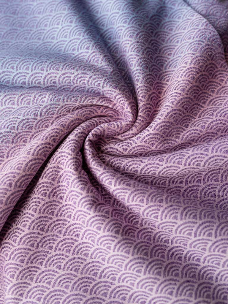 Sekai Hazy Dawn (Light Top Rail) Scarf