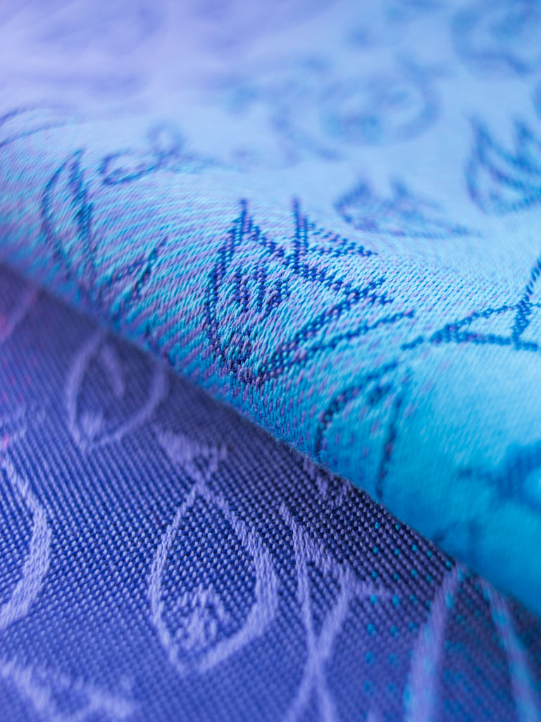 Shoal Refractions Baby Wrap