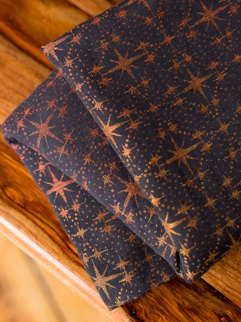 Silent Night Candlelight Baby Wrap