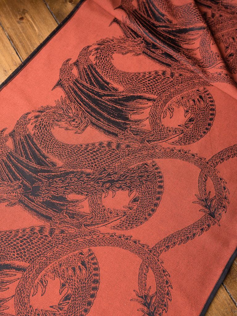 Smaug The Magnificent Shawl