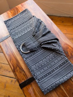Sonsie Charcoal Ring Sling
