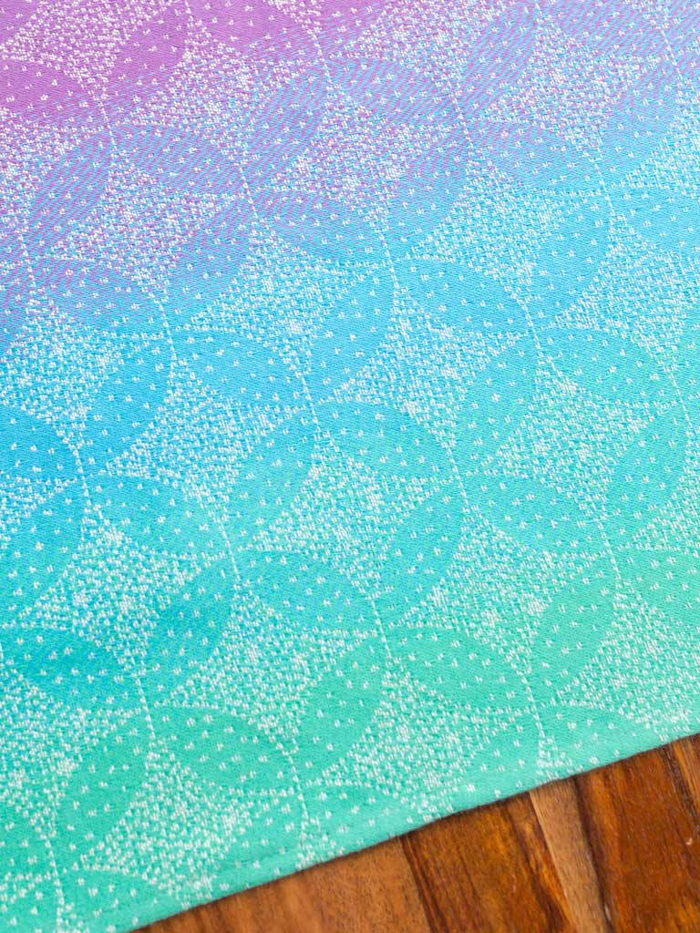 Starry Night Cotton Candy (Top Half) Toy Wrap