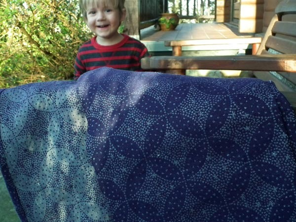 Starry Night Eventide Baby Wrap