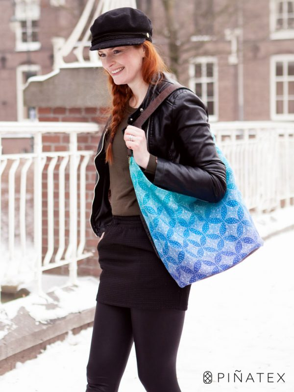 Starry Night Ocean Aliya Bag