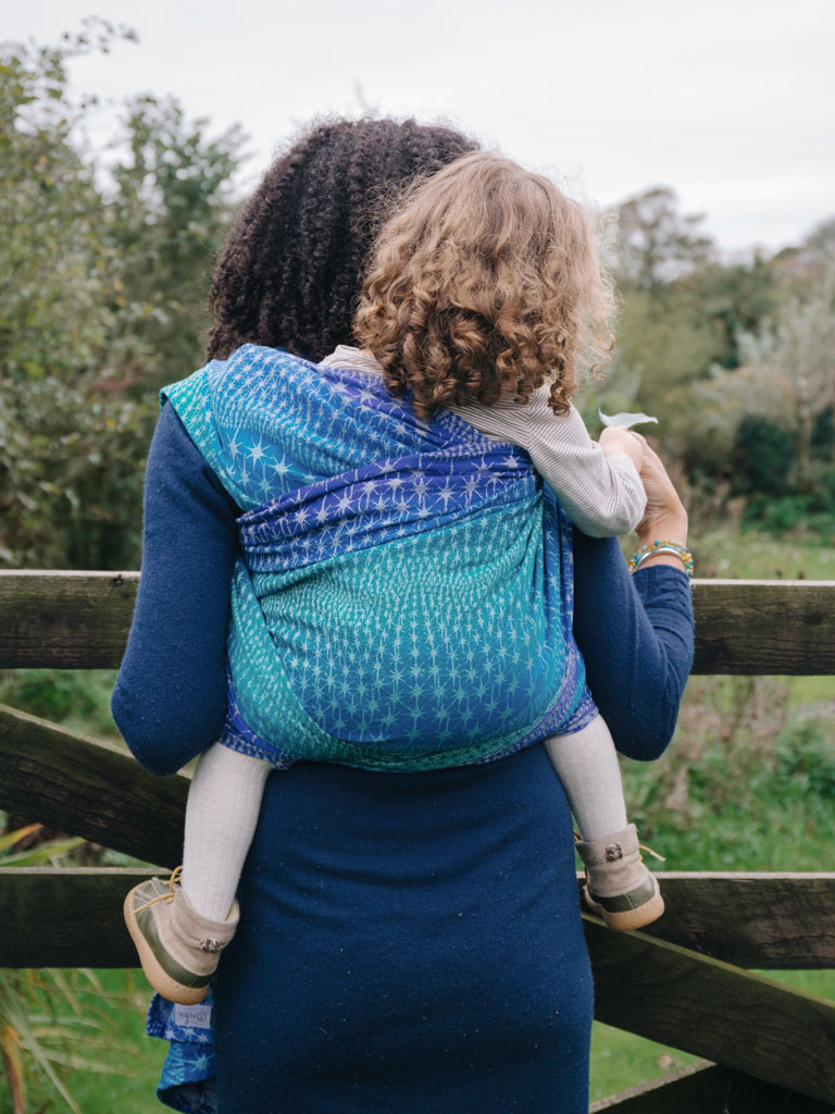 Supernova Brilliance Baby Wrap