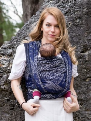 Wings of Protection Baby Wrap