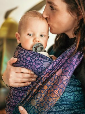 7f7169caddd Woven Baby Wraps Ethically Made by Oscha Slings